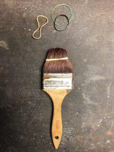 Vzdrževanje in čiščenje čopičev