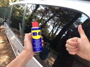 Kako odstraniti drevesno smolo z avta?