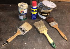 Nasveti za učinkovito pleskanje