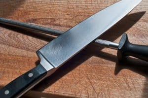 Kuhinjski noži in njihovo vzdrževanje